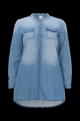 Farkkupaita jrJannika LS Denim Shirt