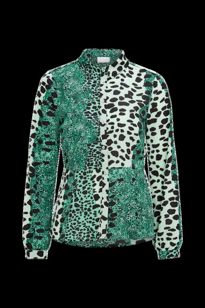 Vila Bluse viLeomi L/S Shirt