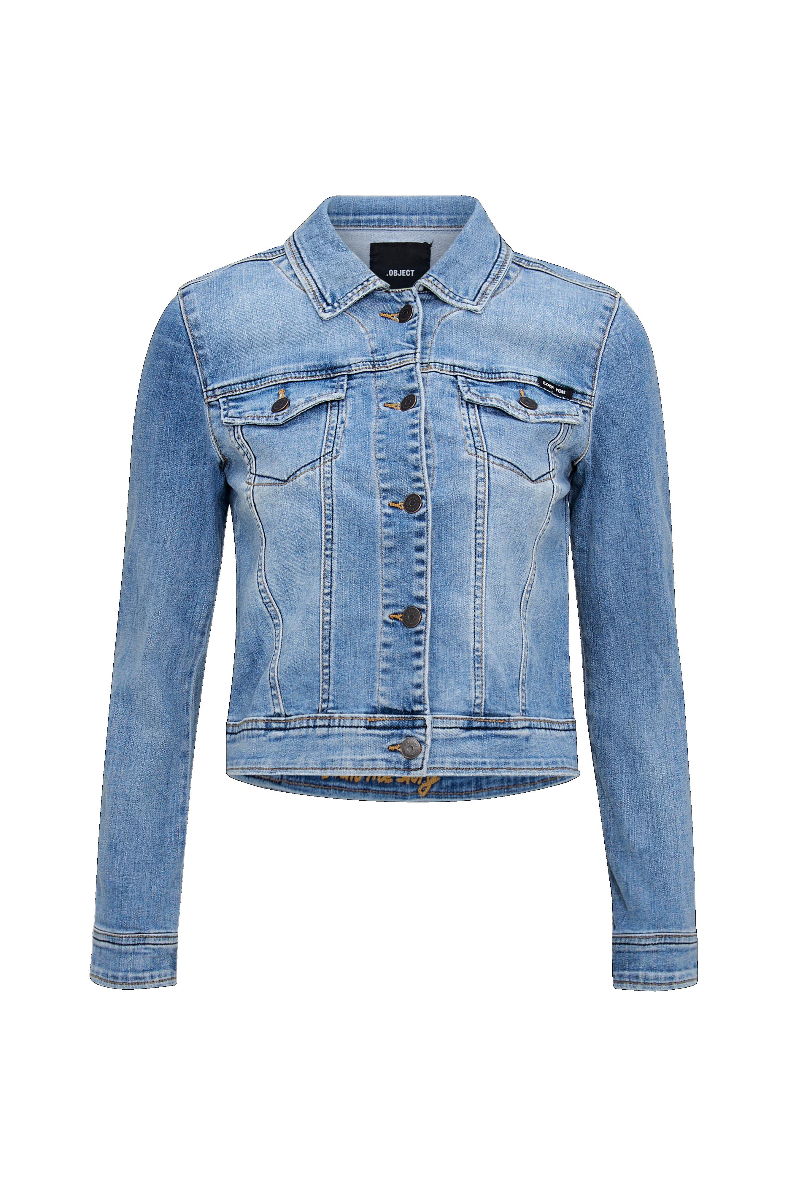 Jeansjacka objWin New Denim Jacket