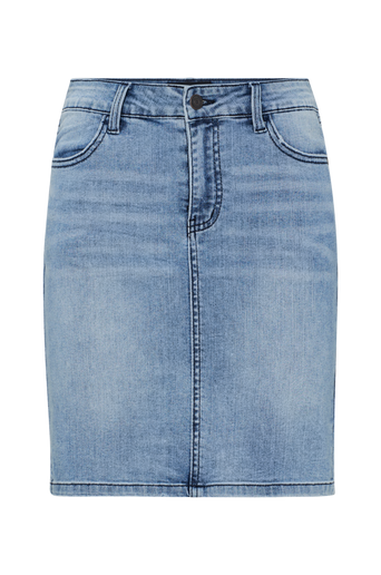 Farkkuhame objWin New Denim Skirt