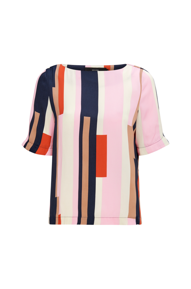 Vero Moda Top vmMatilda 2/4 Boatneck Top