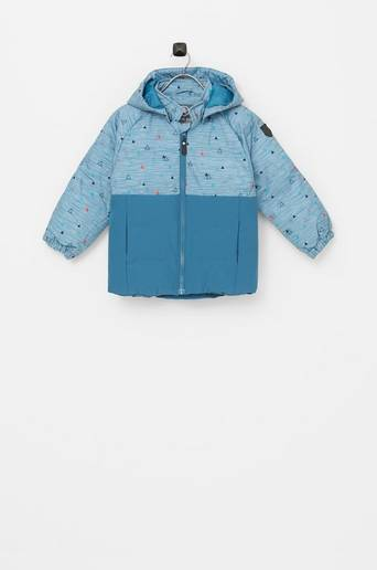 Talvitakki Sheik Mini Padded Jacket AOP