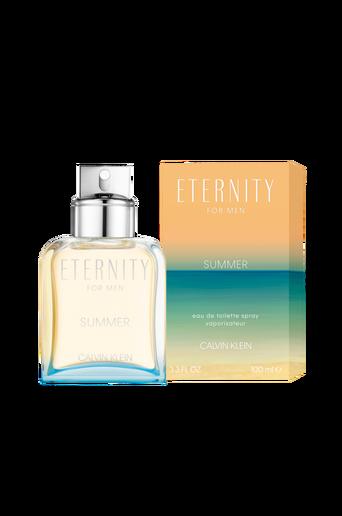Eternity Man Summer Eau De Toilette 100 ml
