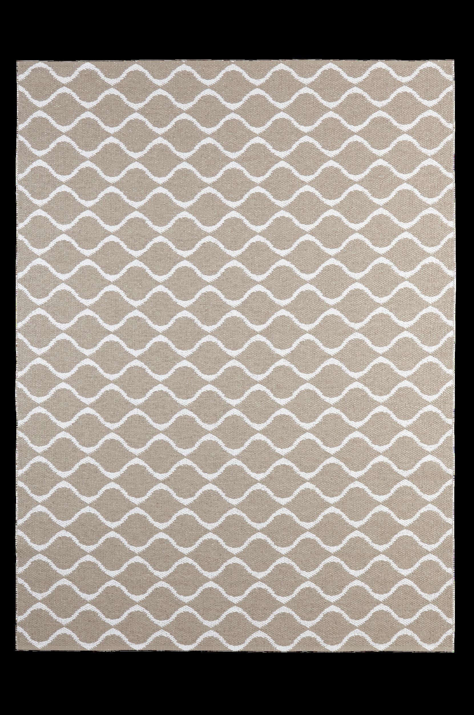 Horredsmattan - Plastmatta Wave 200 x 300 cm - Natur