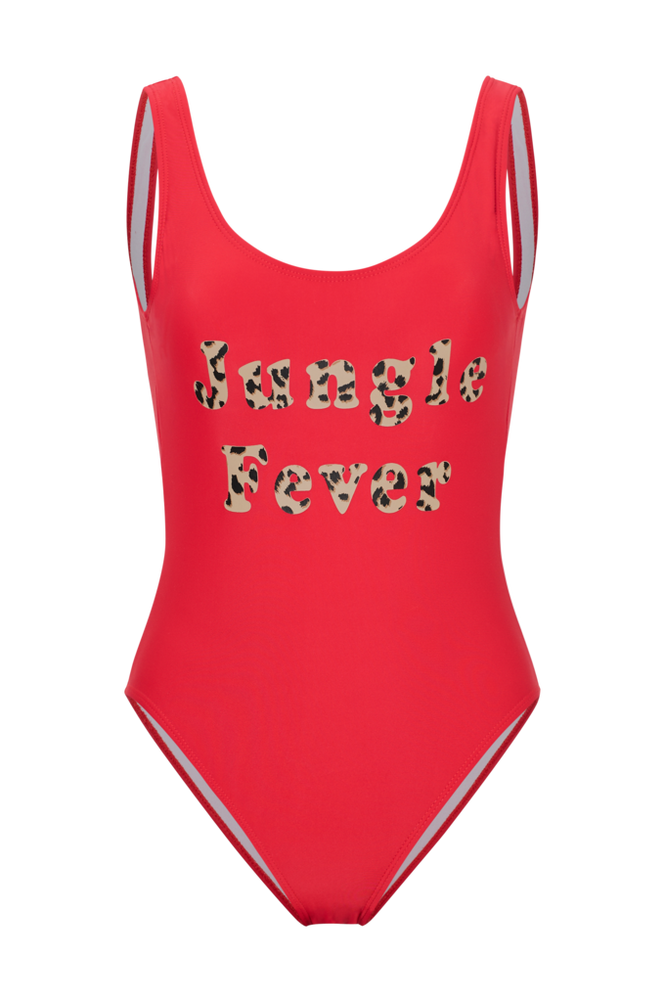 Vero Moda Badedragt vmLea Statement Swimsuit