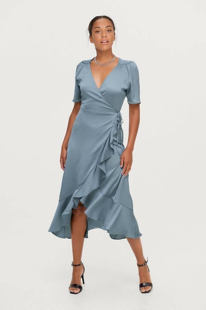 Soaked in Luxury Kjole Karven Dress