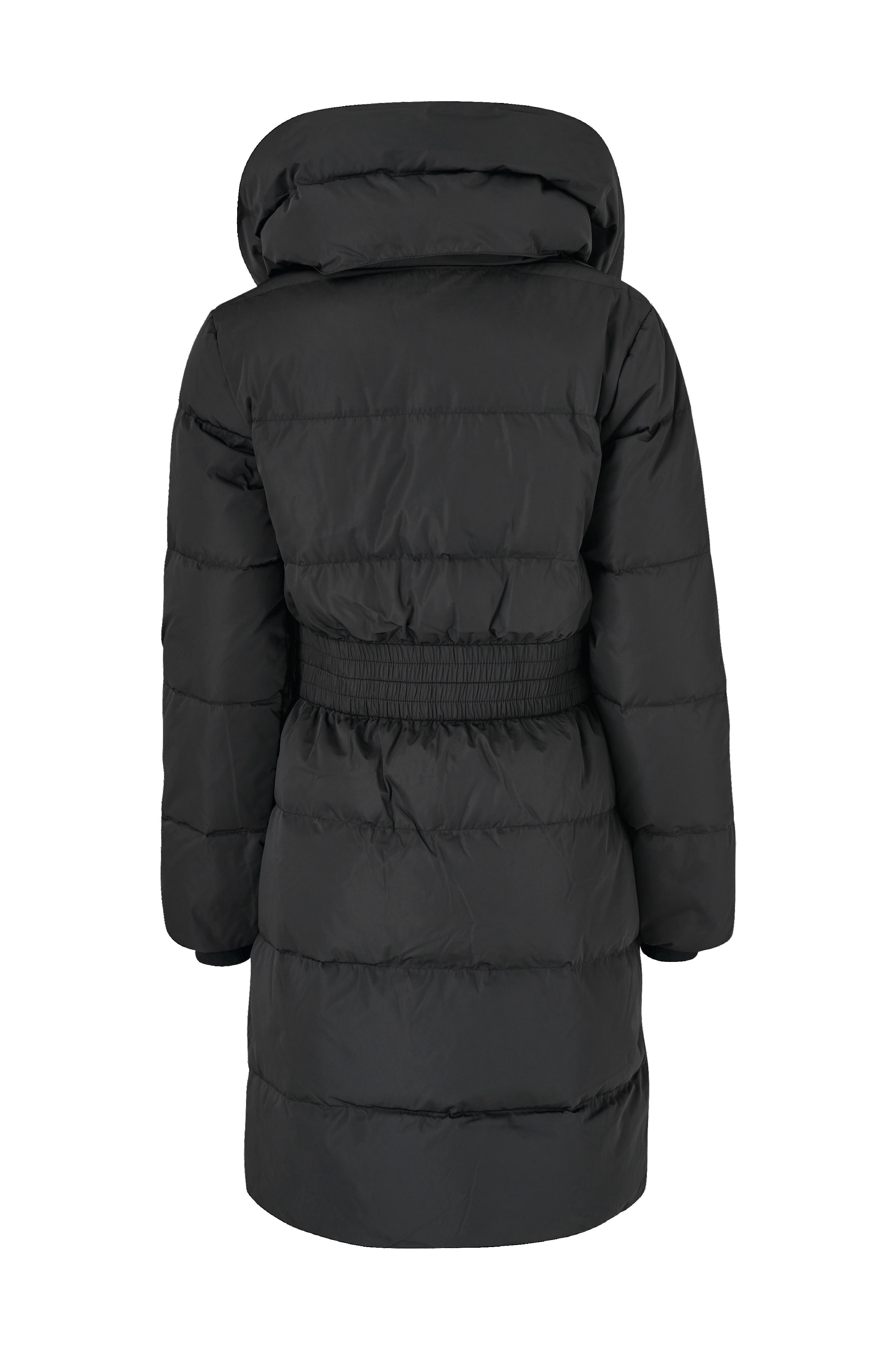 Dunfrakke Mala Puff Coat Long