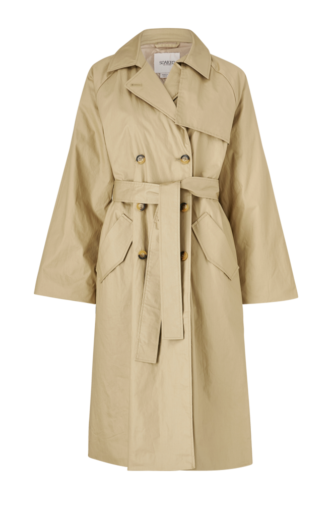 Soaked in Luxury Frakke Chicago Trenchcoat