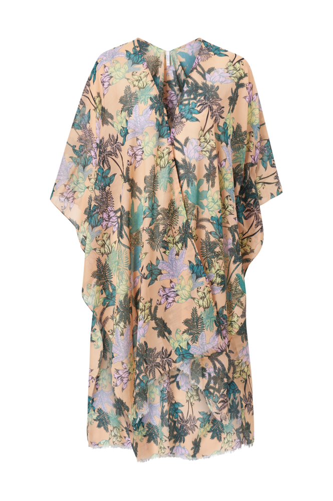 Vero Moda Kimono vmLena Aop Poncho