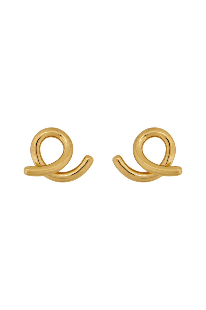 Sophie by Sophie Øreringe Loopy Earring S