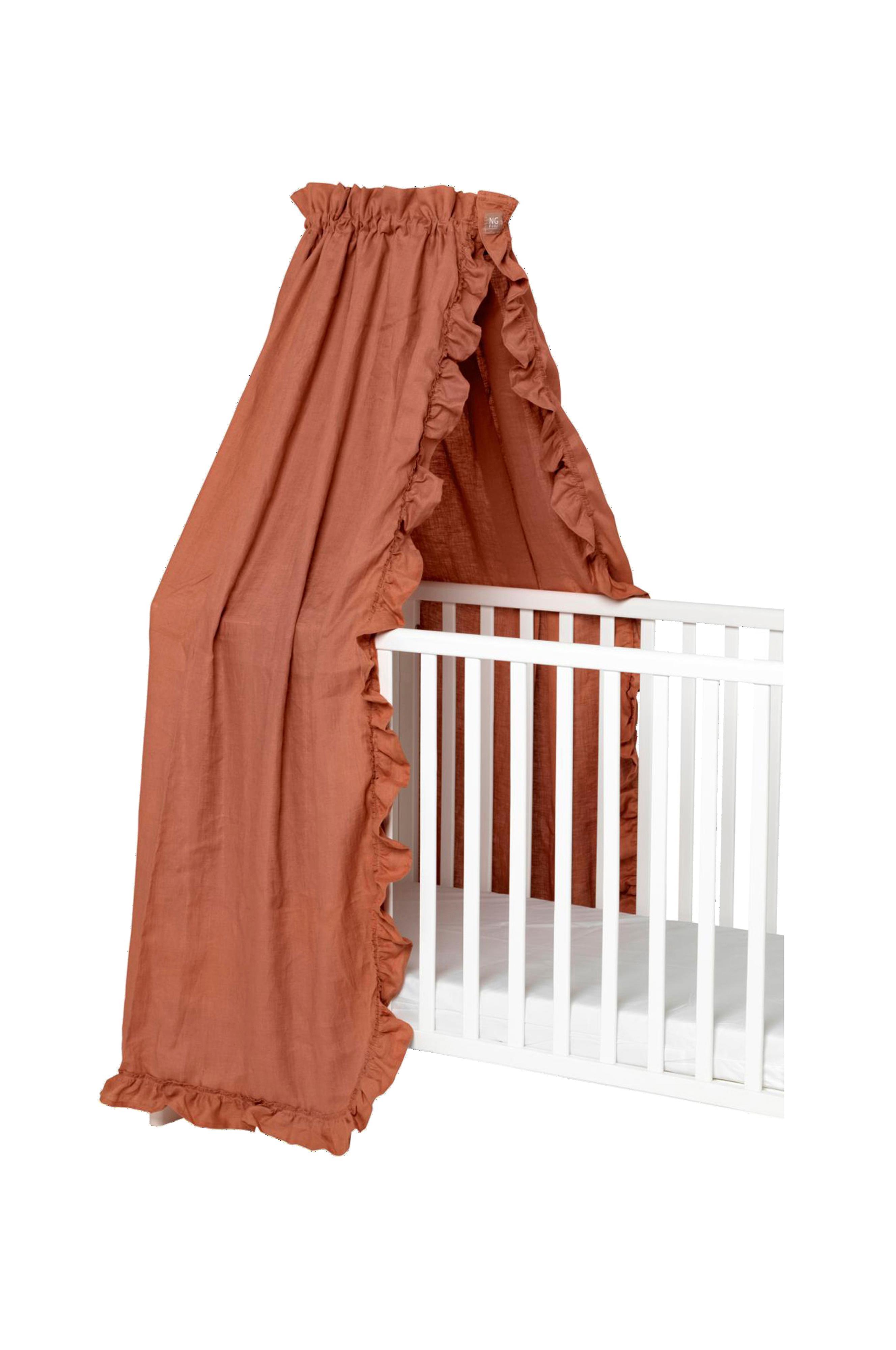 Picture of: Ng Baby Sengehimmel Flaese Dekoration Til Bornevaerelset Ellos Dk