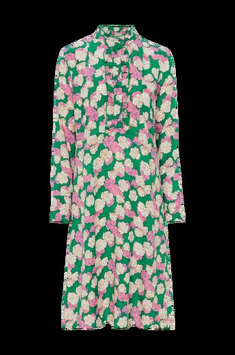 Mekko objKeela L/S Frill Dress