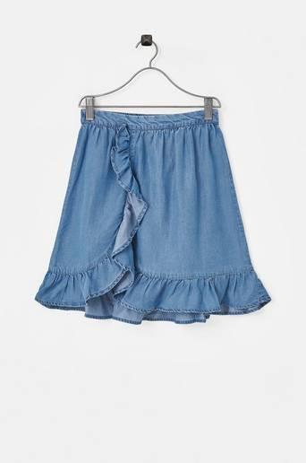 Farkkuhame konGry Frill Skirt