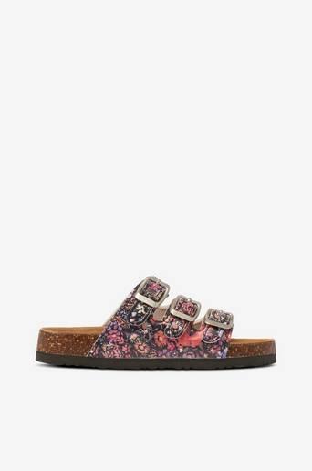 Sandaalit, kukalliset
