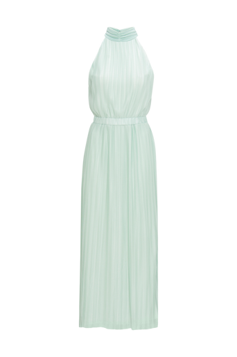 Maksimekko viTippy S/L Maxi Dress