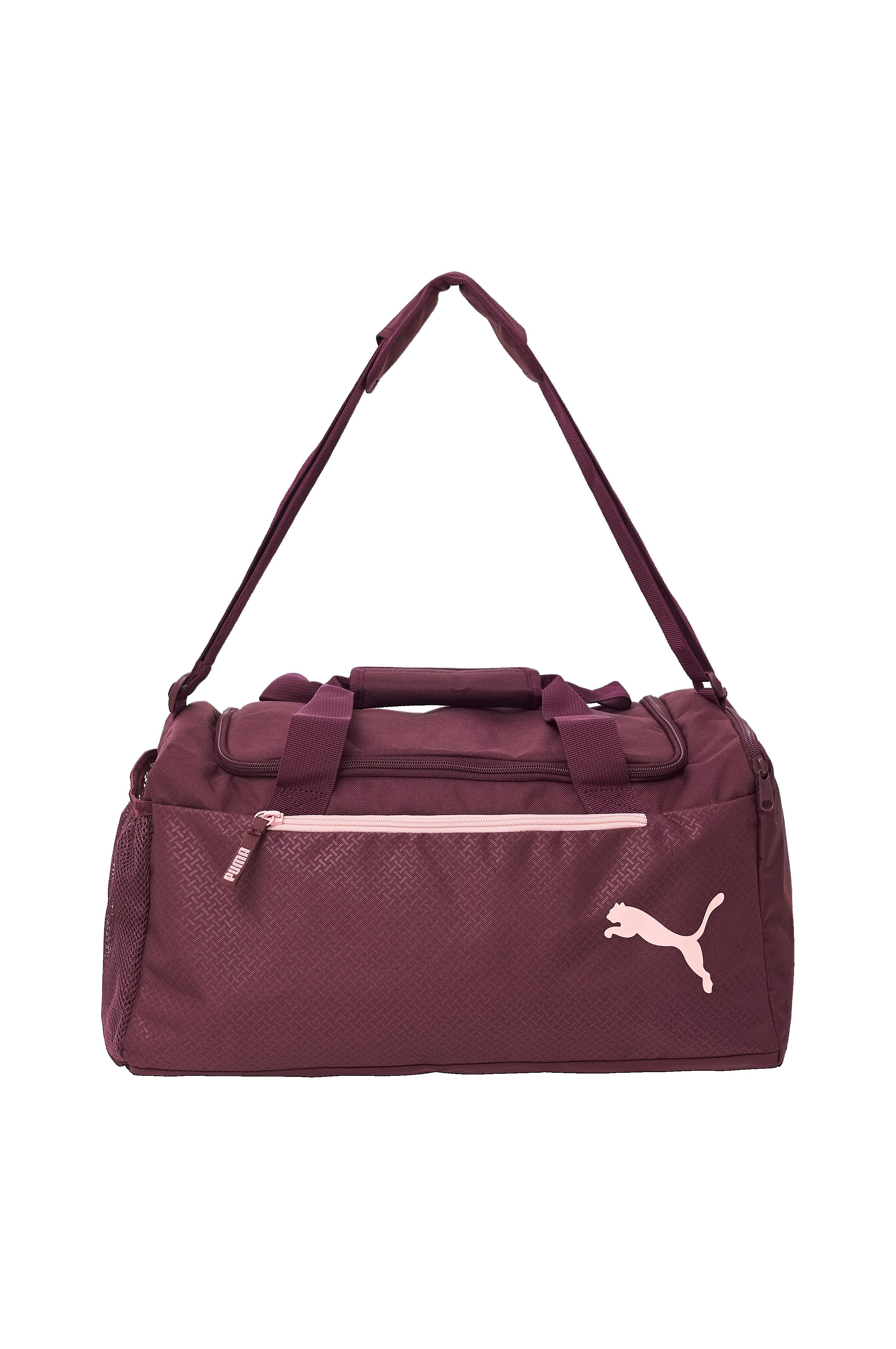 Puma Taske Fundamentals Sports Bag S Rød Dame Ellos.dk