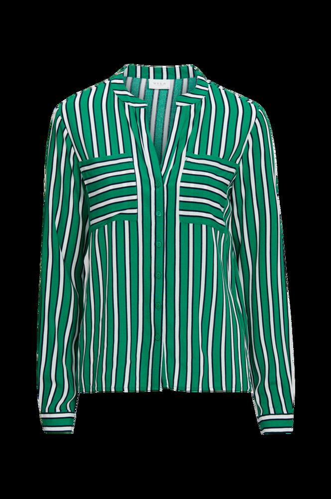 Vila Bluse viLinetta stripe L/S Shirt