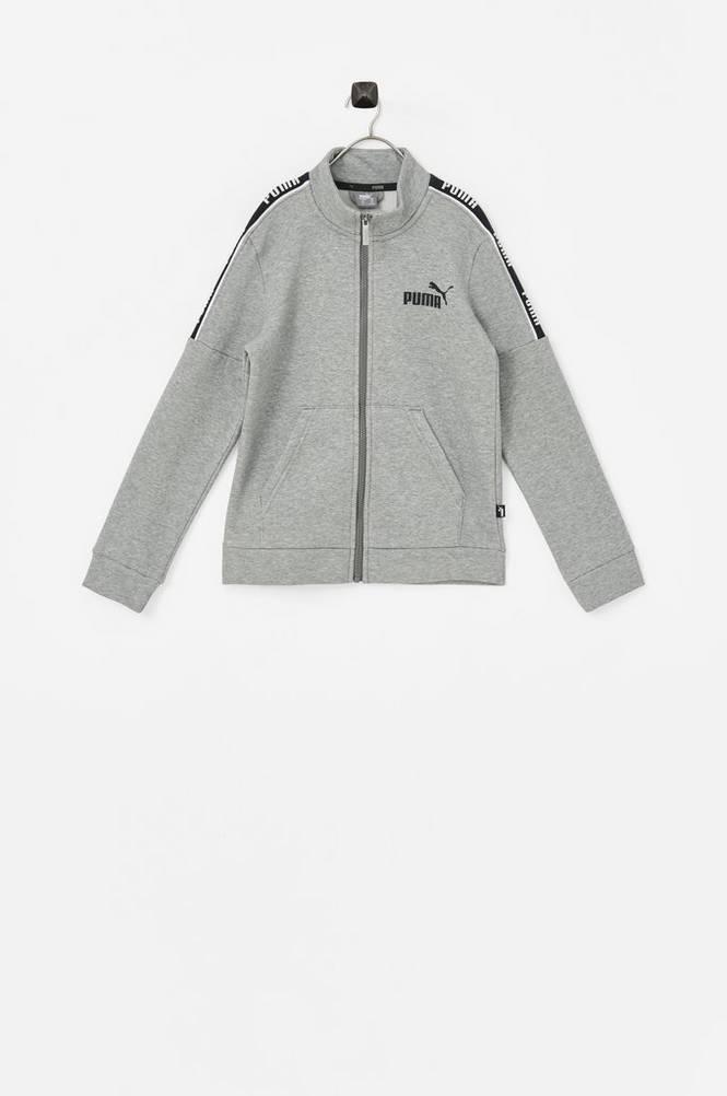 Puma Sweatshirt Amplified Track Jacket FL B
