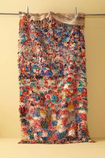 Boucherouite matto 142x265 cm