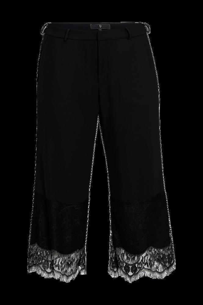 ZAY Bukser YAce 7/8 Lace Pant