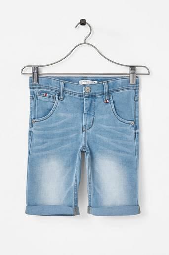 Farkkushortsit nkmTheo dnmTimon 1167 Long Shorts