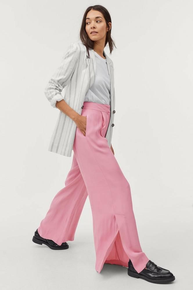 Second Female Bukser Eddy HW Trousers
