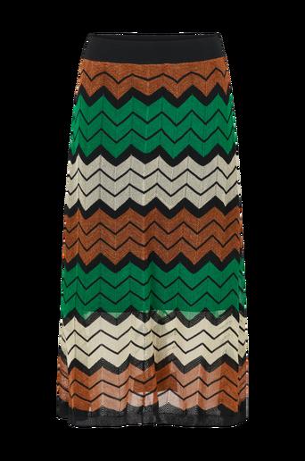 Hame Wave Knit Skirt