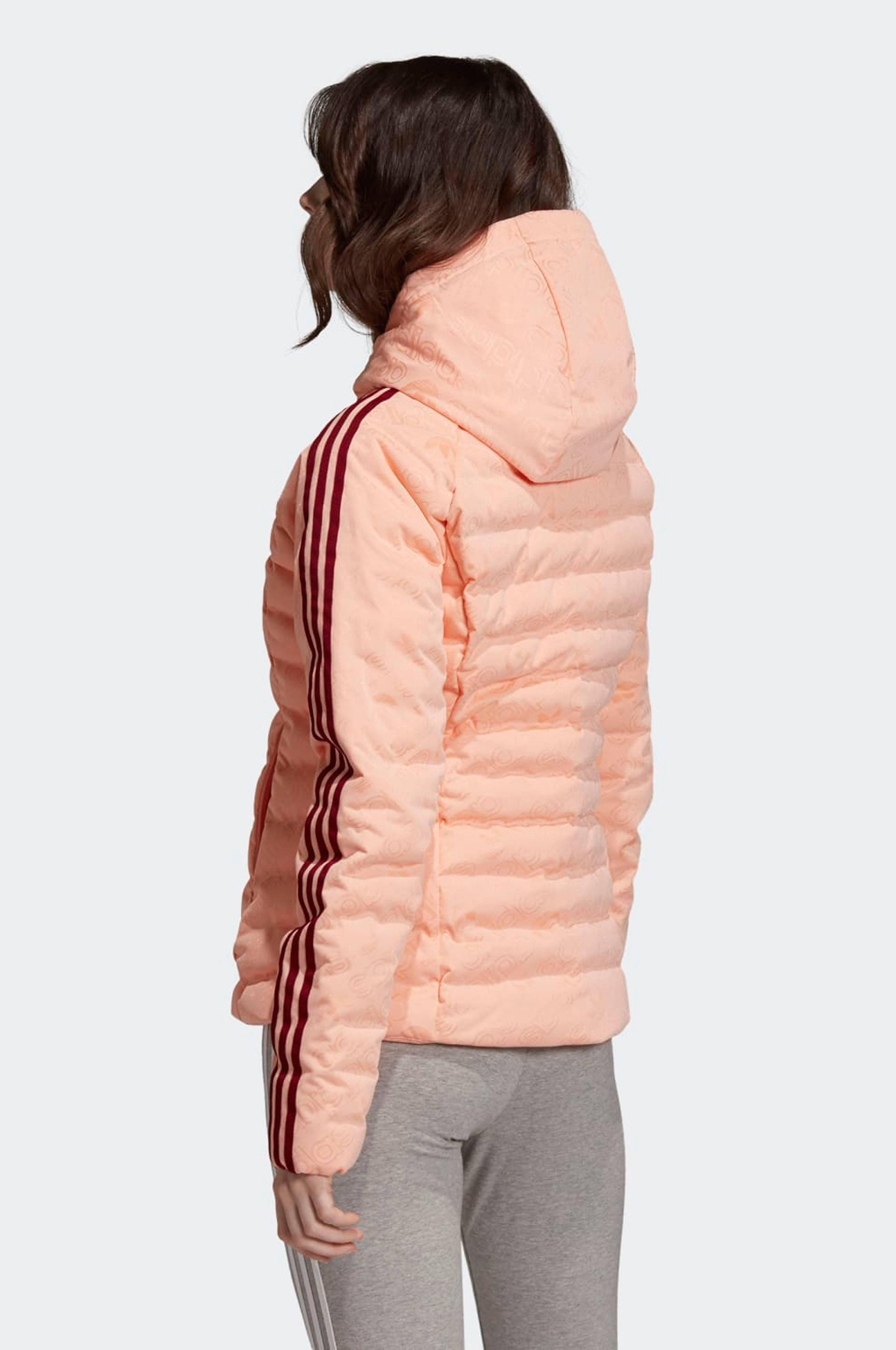 adidas Originals Jacka Monogram Slim Jacket Rosa Dun