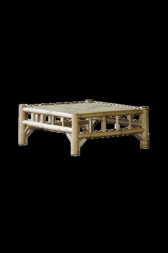 Bambusohvan pöytäosa/divaaniosa Bliss