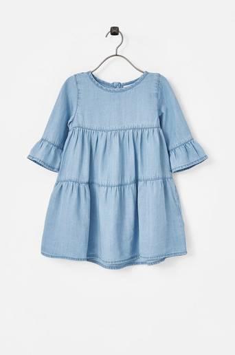 Farkkumekko nmfDina LS Dress