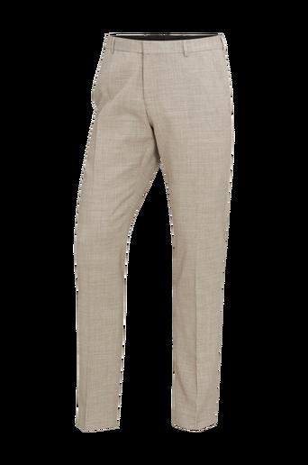Housut slhSlim-Buffalooasis Sand Trouser B
