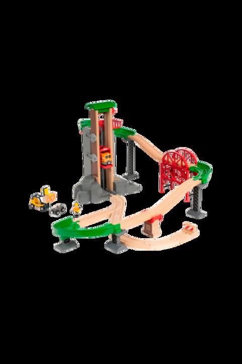 33887 Set med hisschakt & bro