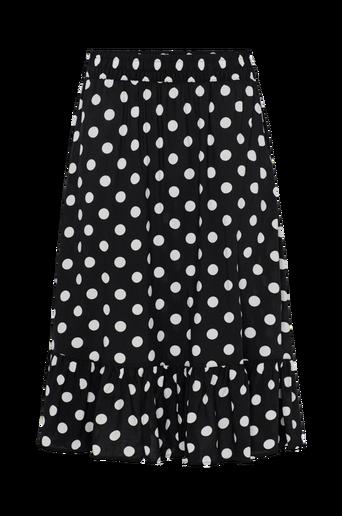 Hame jdyStar Frill Midi Skirt