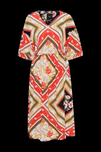 Mekko objDina 3/4 Midi Dress