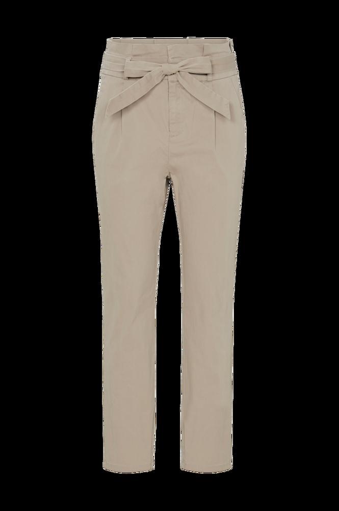 Vero Moda Bukser vmEva HR Loose Paperbag Cot Pant