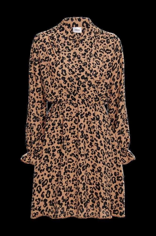 Vero Moda Kjole vmGreen LS ABK Wrap Dress