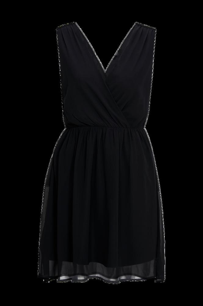 Se Vero Moda Kjole vmLine S/L Short Dress ved Ellos