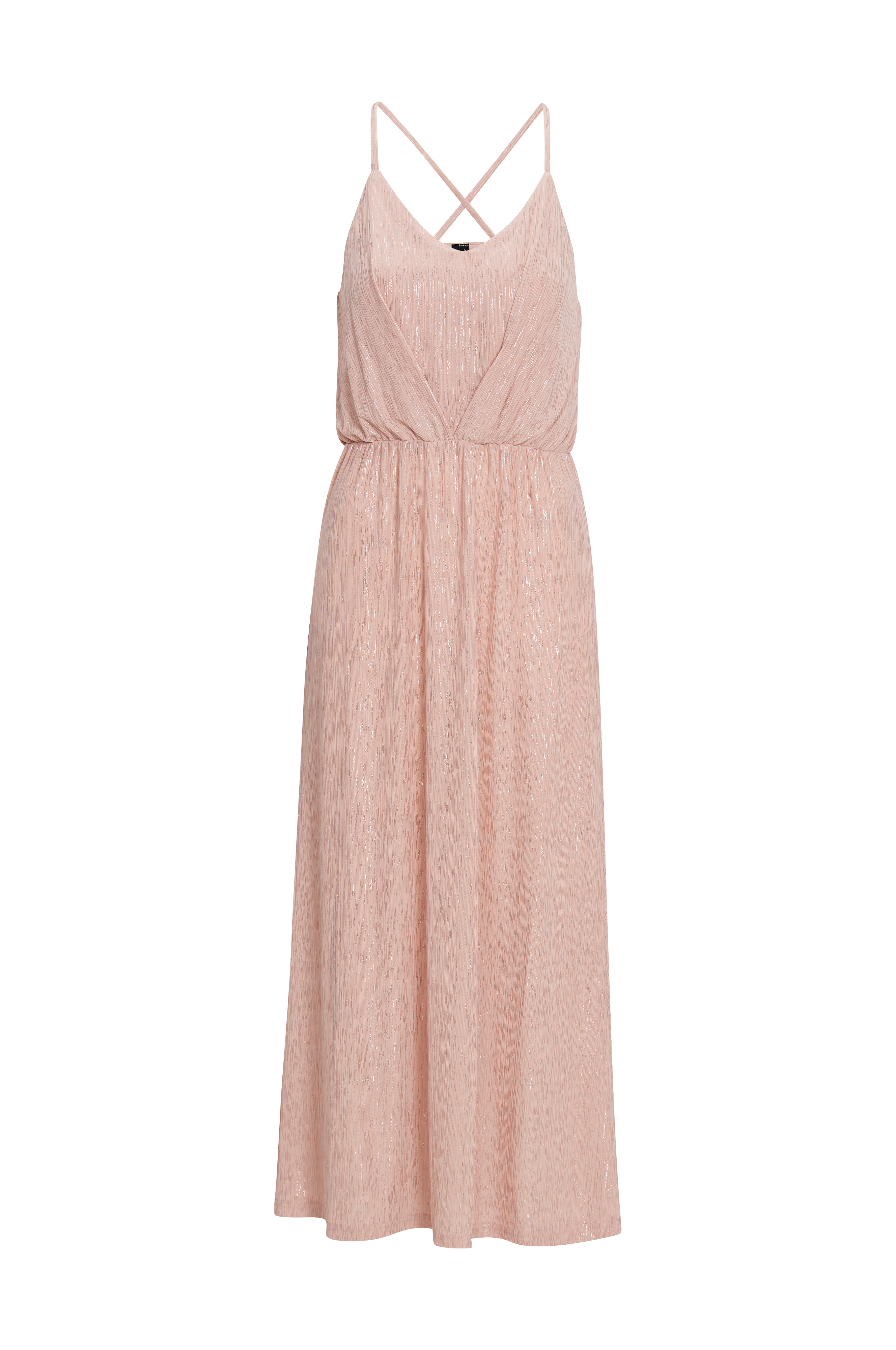 ff78f528fc0b Vero Moda Maxikjole vmKarin Singlet Maxi Dress - Rosa - Dame - Ellos.no