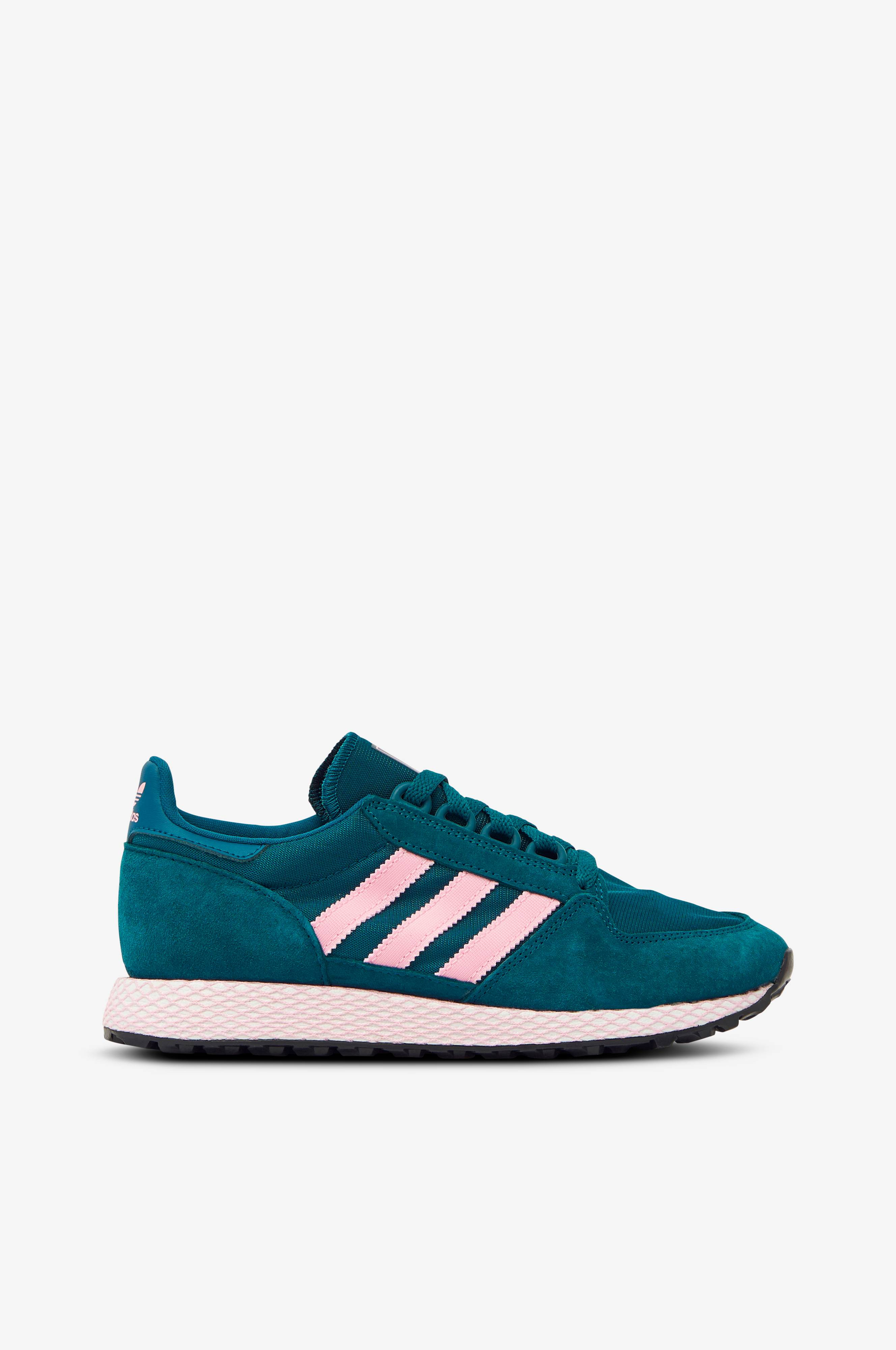 adidas Originals Sneakers Forest Grove Sort Dame Ellos.dk
