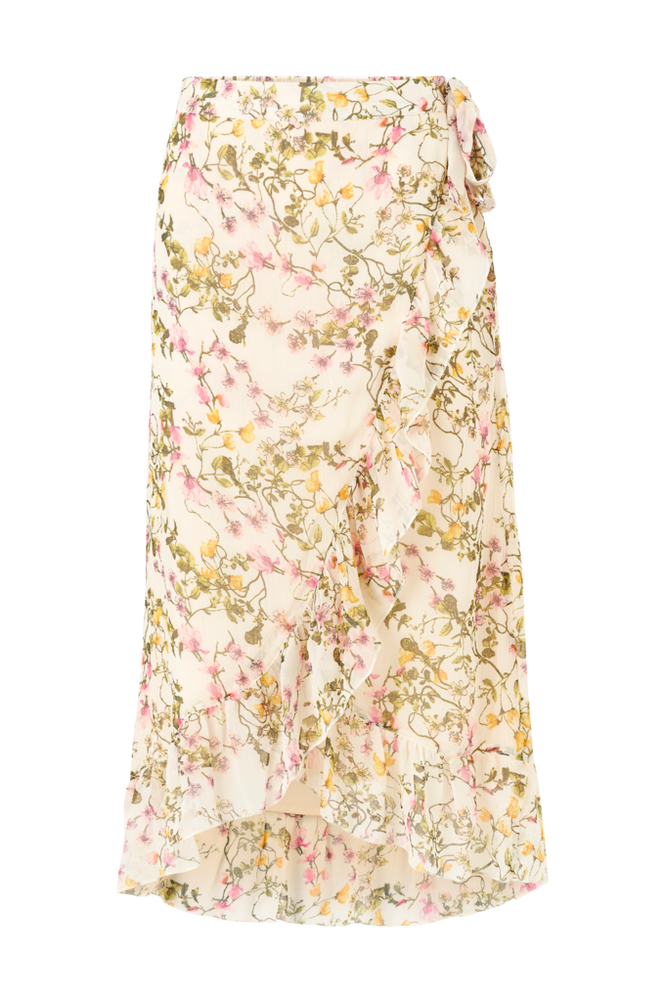 Vero Moda Nederdel vmWonda H/W Wrap Skirt