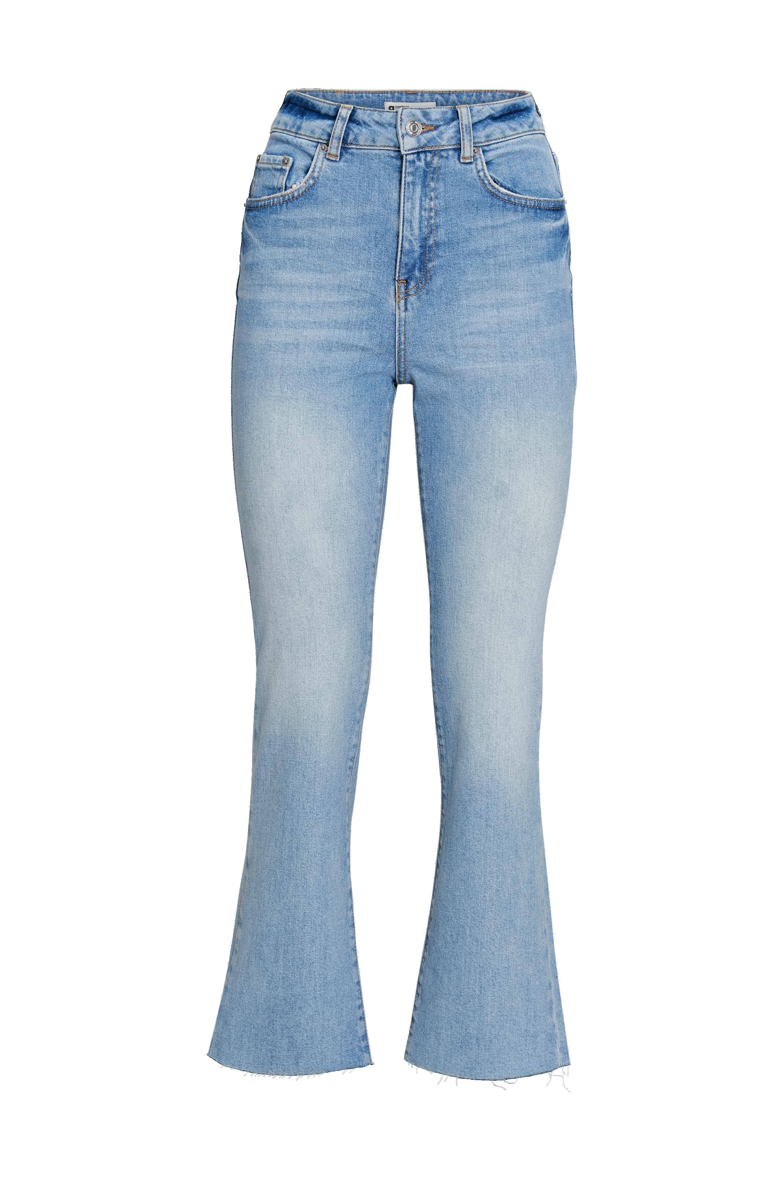 Gina Tricot Jeans Kick Flare Blå Bootcut Ellos.no