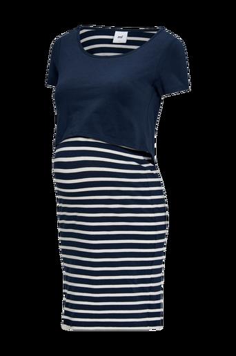 Äitiys-/imetysmekko mlLea June S/S Dress
