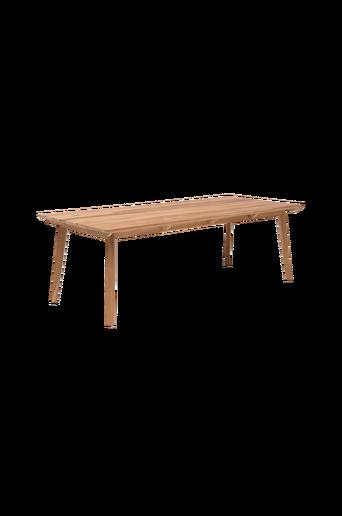Ruokapöytä Himmelsnäs 100x240 cm