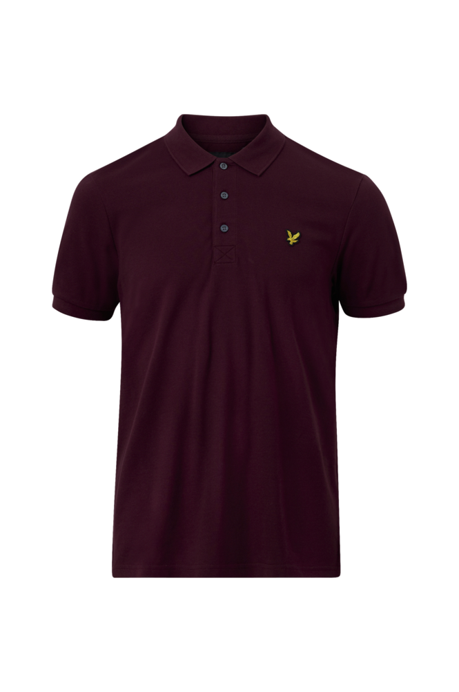 Lyle & Scott POLOSHIRT Plain Polo Shirt