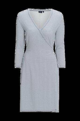 Kietaisumallinen mekko