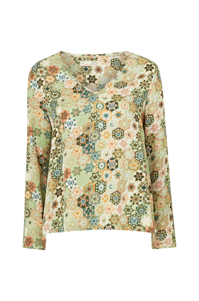 Odd Molly Bluse Molly Hooked Blouse