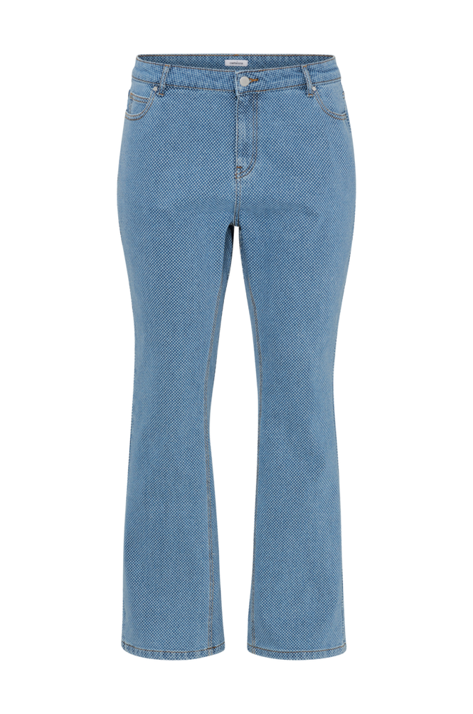La Redoute Flare jeans med similisten