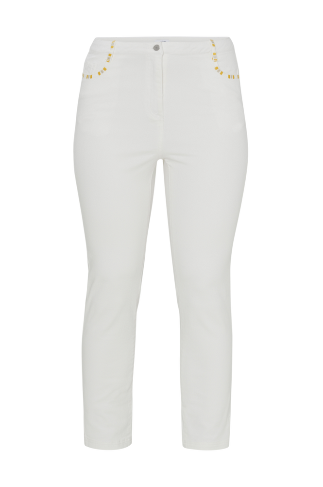 La Redoute Lige jeans med broderi