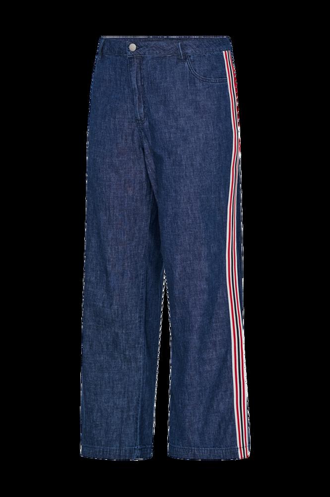 La Redoute Vide jeans med bånd i siden