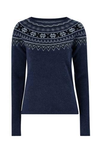 Scandinavian Sweater -neulepusero